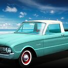 2nd Generation Falcon Ranchero 1960 by ChasSinklier