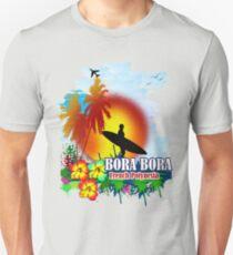 French Polynesia Island Unisex T-Shirt