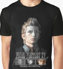 FINAL FANTASY XV - IGNIS Graphic T-Shirt