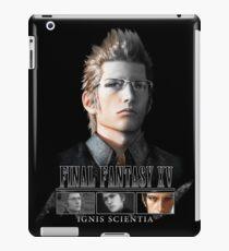 FINAL FANTASIE XV - IGNIS iPad-Hülle & Klebefolie