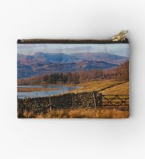 Wise Een tarn and the Langdale Pikes Studio Pouch