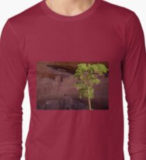 The Breeze Whispers Life Long Sleeve T-Shirt