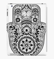 Buddhist hand iPad Case/Skin