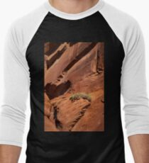 In The Rock Life Will Come Men's Baseball ¾ T-Shirt