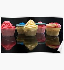 Once upon a cupcake Poster