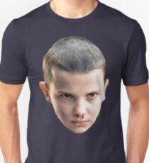 Eleven from Stranger Things Unisex T-Shirt