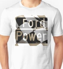 Ford Ave - Power Road Unisex T-Shirt