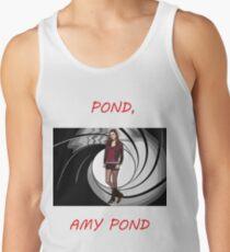 Pond, Amy Pond Tank Top