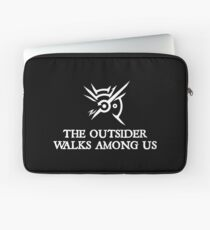 Dishonored - The Outsider walks among us Laptop Sleeve