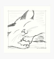 """Squeeze"" Art Print"