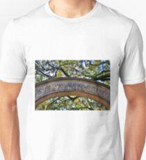 Wormsloe Plantation Isle Of Hope Georgia 2 Unisex T-Shirt