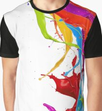 Splash Graphic T-Shirt