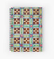Azulejo Spiral Notebook