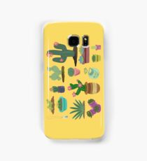 Desert Plants Samsung Galaxy Case/Skin