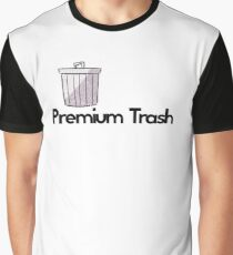 Premium Trash Graphic T-Shirt