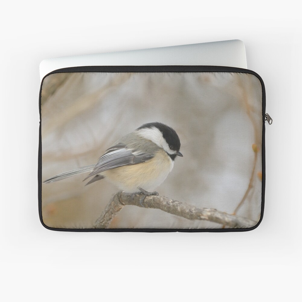 Puff Chickadee Laptoptasche