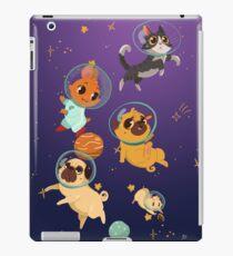 Space pets iPad Case/Skin