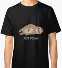 Cute Sloth Dreaming Shirt Classic T-Shirt