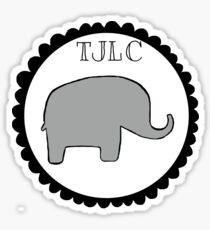 TJLC patch design  Sticker