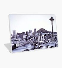 SEATTLE SKYLINE Laptop Skin