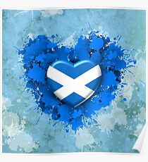 Love to Scotland.1 Poster