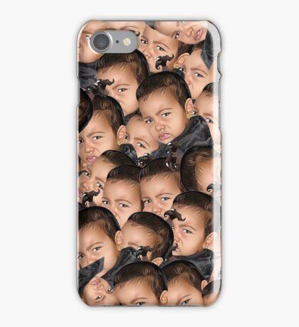 Kimoji North West iPhone Case/Skin