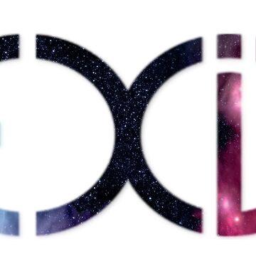 Exid Logo - Galaxy by rainbow321