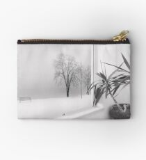 Inside Looking Out (bw) Studio Pouch