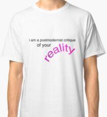 postmodernism Classic T-Shirt