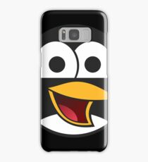 Linux Angry Tux Samsung Galaxy Case/Skin