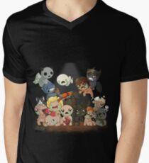 The Binding of Isaac Men's V-Neck T-Shirt