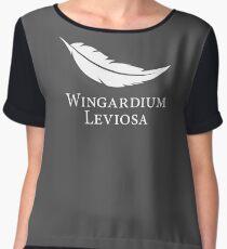Wingardium Leviosa Women's Chiffon Top