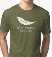 Wingardium Leviosa Tri-blend T-Shirt