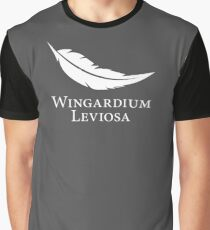Wingardium Leviosa Graphic T-Shirt