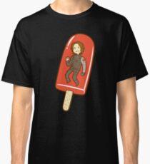 Strawberry Ice Pop Classic T-Shirt