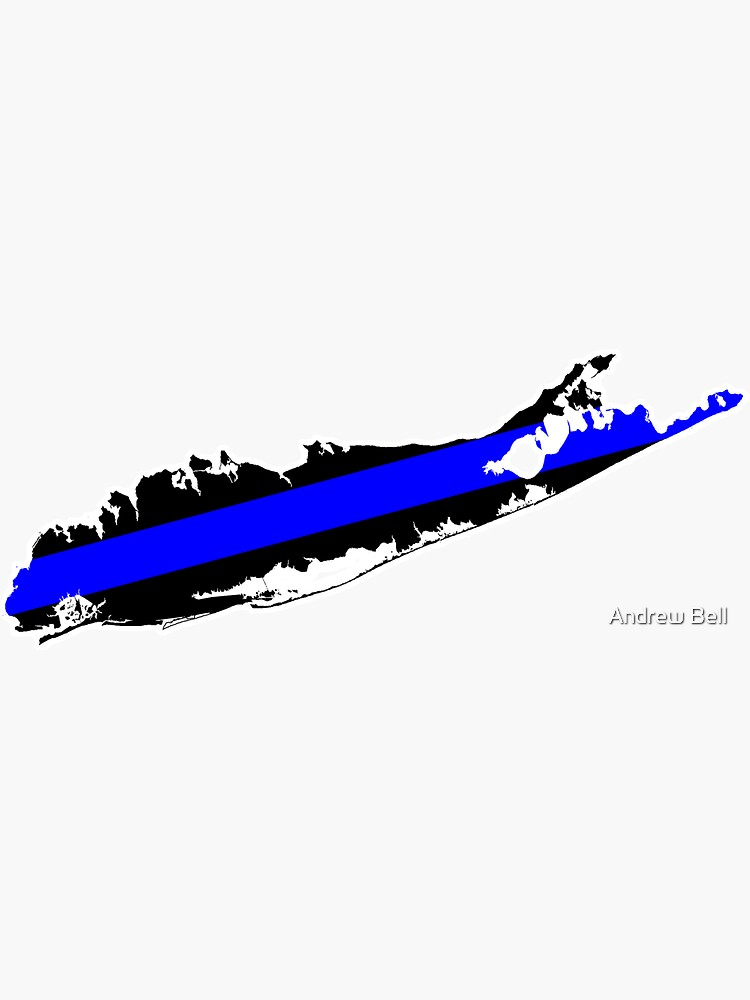 Long Island Thin Blue Line by andysimage
