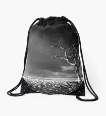 Dead trees Drawstring Bag