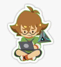 llc01_green Sticker