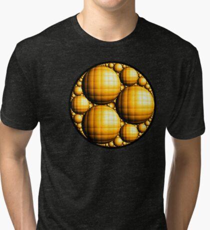 Apollonian Gasket 005 Tri-blend T-Shirt