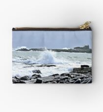 """"""" Protected by the Island"""" Studio Pouch"""