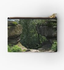 At Brimham Rocks Studio Pouch
