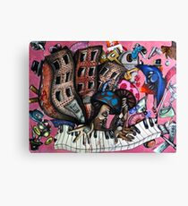 Alice! Is dat you!! In Da Bronx!!?? Canvas Print