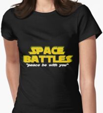 SPACE BATTLES peace be with you T-Shirt