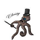 I Say! Classy Octopus by Molly Snyder