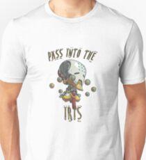 Pass into the Iris. Unisex T-Shirt