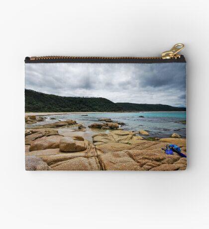 Honeymoon Bay - Croajingolong National Park Studio Pouch