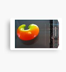 c is for chilli Canvas Print