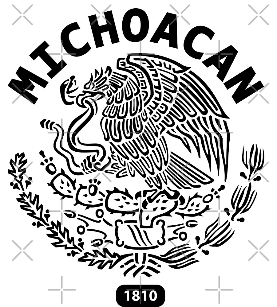 Quot Michoacan Mexico Quot By Mexicoviptshirt Redbubble