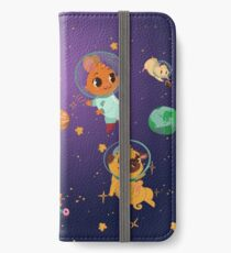 Space pets iPhone Wallet/Case/Skin
