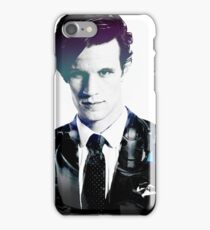 Matt Smith - Doctor Who iPhone Case/Skin